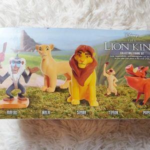 "Disney Other - 🎄Disney ""The Lion King"" 5pc  Figure Set 🦁"